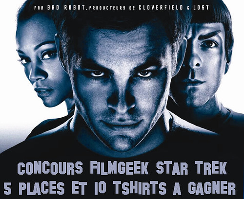 star trek contest