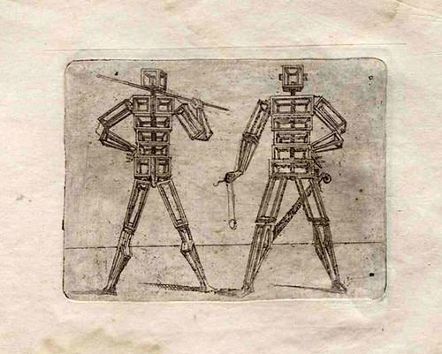 003-Bizzarie di varie figure de Braccelli 1624