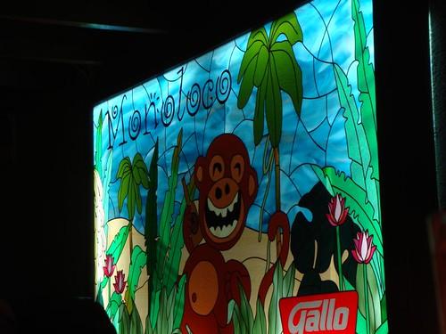 Monoloco Bar. Antigua, Guatemala.
