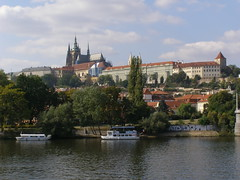 Hradčany (magro_kr) Tags: castle river prague cathedral praha praga czechrepublic vltava hradcany hradčany katedra zamek rzeka czechy wełtawa weltawa českárebublika