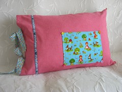 ♥ Embroidery Pillow #26 (♥ Ana's Place ♥) Tags: birds shop store linen embroidery craft pillow cantores cushion loja almofada passaros bordado linho handmaded cordelinhofino