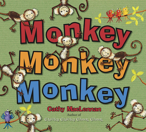 Monkey Monkey Monkey book cover