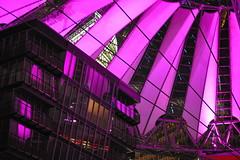 Sony Center @ Potsdamer Plaza (<ChristiaN/>) Tags: potsdamerplatz sonycenter