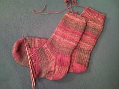 Broken rib socks