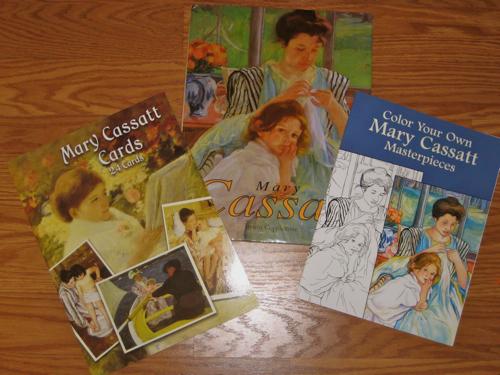 Mary Cassatt Books
