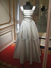 Une robe de la reine Ingrid
