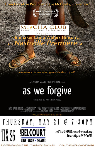 As We Forgive movie poster
