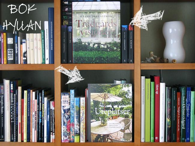 nytt i bokhyllan