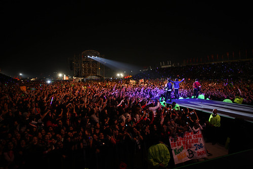 The Jonas Brothers in Concert - Santiago, Chile