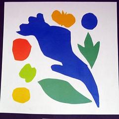 5632 original Poppies (matisse) (WoofBC) Tags: poppies preschool artshow matisse buildingblocks