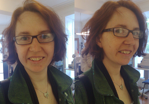 Help me pick my new glasses. These are No 6.