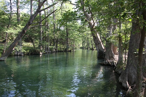 Blue Hole - Wimberley, Texas
