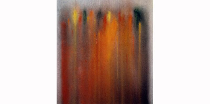 Untitled (1984) by Natvar Bhavsar