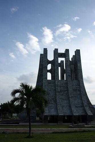 Nkrumah Monument, Accra