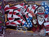 Teken (IDUSTCANS) Tags: county phoenix graffiti theater sonoma petaluma idc atw tekn