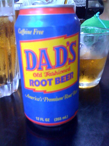 DAD'S ROOT BEER