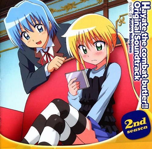 Hayate no Gotoku Second Season OST1 by sirusjrwolfie.