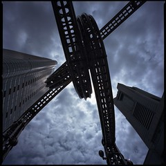 metal dream (HASSELBLAD SWC) (potopoto53age) Tags: building tower 6x6 film japan metal zeiss mediumformat square object dream squareformat epson fujifilm yokohama kanagawa minatomirai reala hassel carlzeiss metalart biogon yokohamalandmarktower fujifilmreala100 hasselbladswc passionphotography metaldream aplusphoto diamondclassphotographer flickrdiamond hasselbladsuperwidec thisphotorocks flickrestrellas epsongtx970 gtx970 carlzeissbiogon38mmf45 metalartobject