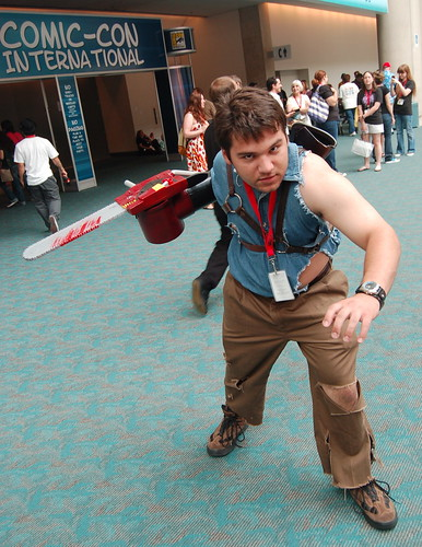 Comic Con 09: Ash