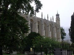 Eton College - The Chapel