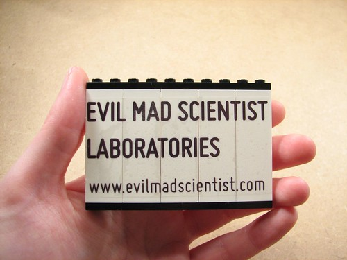 Lego business cards for the rest of us evil mad scientist laboratories lego business cards 3 colourmoves Image collections
