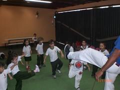 Capoeira (Projeto Criando) Tags: recreao exerccios