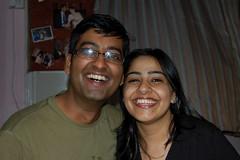Happy on hosting Ipsi and Deepa (Ritesh Kapur) Tags: me july neha mumbai deepa 2009 ipsita sherepunjab july252009 khoobaishki
