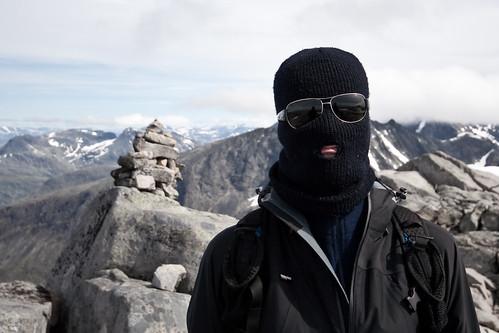 The Terrorist Hiker