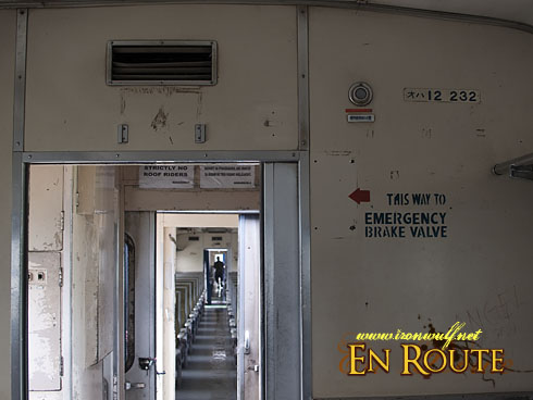 PNR: Exit Doors