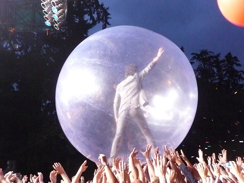 Flaming Lips @ Marymoor