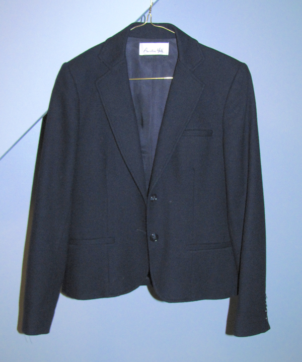 blazer before
