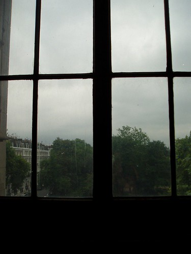 South Kensington Window