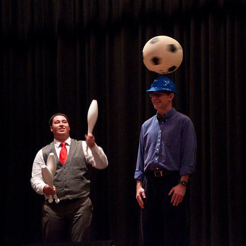 Juggling #5