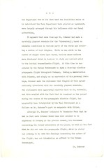 Letter from Hugh Gibson to Department of State Regarding the Hindenburg (Page 2 of 3) (The U.S. National Archives) Tags: riodejaneiro aircraft aviation zeppelin archives airship peck gibson usnavy usn aviator hindenburg dirigible lighterthanair unitedstatesnavy statedepartment luftschiff adolphhitler dzr scottpeck eckener hugoeckener dlz129 lz129 deutschezeppelinreederei usnationalarchives luftschiffbauzeppelin hughgibson deutscheluftschiffahrtsaktiengesellschaft delag zeppelinlz129 lz129hindenburg luftschifflz129 lieutenantcommandersepeck usattacheinbrazil dreckener drgoebbels scottepeck scottypeck