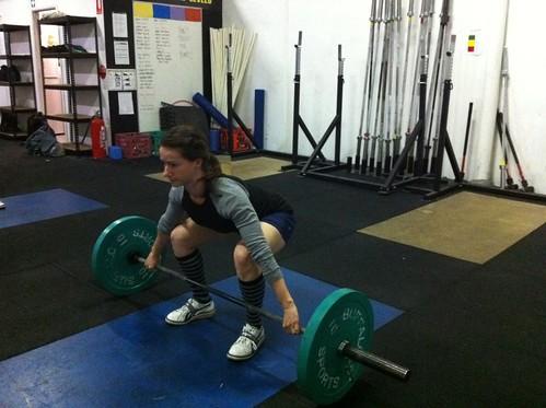 Jess lifting