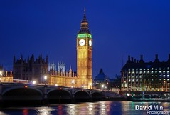 London, England - Big Ben (GlobeTrotter 2000) Tags: uk travel bridge blue summer vacation england house london tourism westminster thames night river big symbol bell ben postcard united kingdom parliament visit icon palace hour