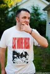 Eat More Meat. (.:Chelsea Dagger:.) Tags: ohio usa photography unitedstates cleveland clevelandohio american chelseadagger chelseakaliwhatever cmckeephotography chelseamckee