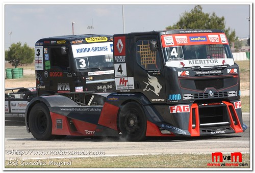 Campeonato Europa Camiones-Albacete