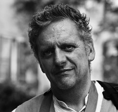 Michel (Ivan del Bene) Tags: street portrait blackandwhite bw italy roma bokeh michel biancoenero canon85mmf18usm elisabettaronchi