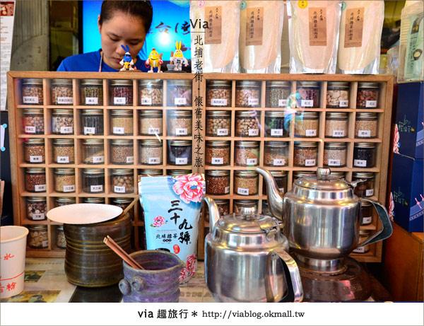 【新竹一日遊】北埔老街~在古廟舊巷內尋找專屬客家的美食4