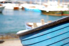 Honeymoon  (99) (shobiwan) Tags: italy capri harbour rowingboat