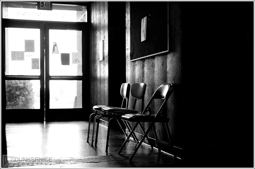 Chair B&W.