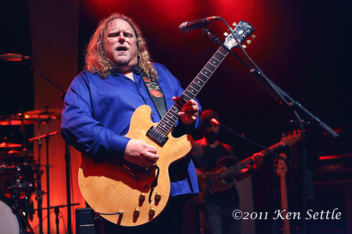 Warren Haynes Band - 06-14-11 - Royal Oak Music Theatre, Royal Oak, MI