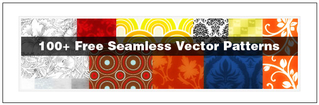 100+ Free Seamless Vector Patterns