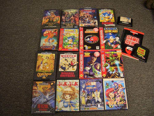 Sega Genesis/Mega Drive + Roms [Picodrive PSP] 3305897443_4e8bac7b3b