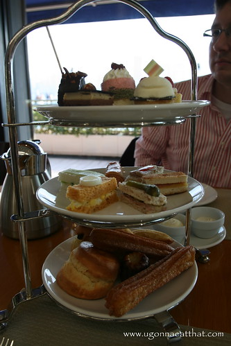 Afternoon tea, InterContinental Hong Kong
