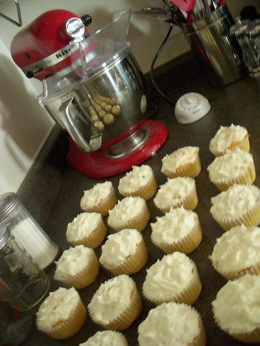 KitchenAid and cupcakes