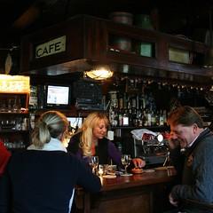 Café brun à Breukelen