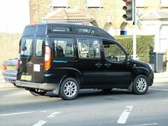 Fiat Doblo Freedom Taxi