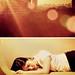 Sleeping lightly as the sun slowly awakes me by yyelsel_ann